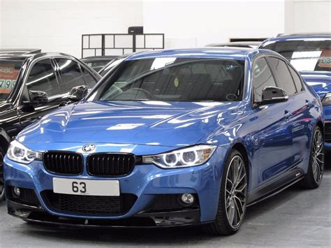 used bmw 3 series sport used 2013 bmw 3 series 320d m sport for sale in west