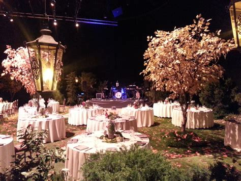 Forest Wedding Decor by Wedding Reception Decorations Enchanted Forest At Jim