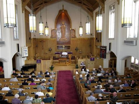 holy comforter lutheran church a tale of two churches merging a lutheran and episcopal