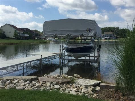 boat dock brands boat lifts coopers boat docks