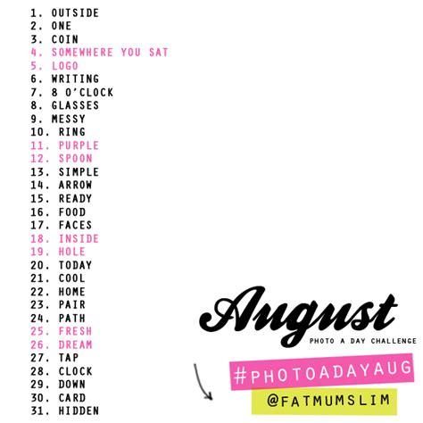 instagram august challenge august instagram photo a day challenge a sydney in