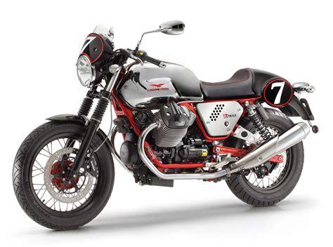 the moto three moto guzzi v7 models coming to america for 2013