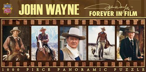 film jigsaw age john wayne forever in film jigsaw puzzle