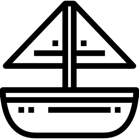 boat icon png free sailing boat free transport icons