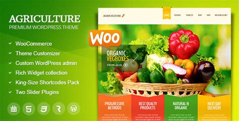 agriculture themes html agriculture all in one woocommerce wp theme by