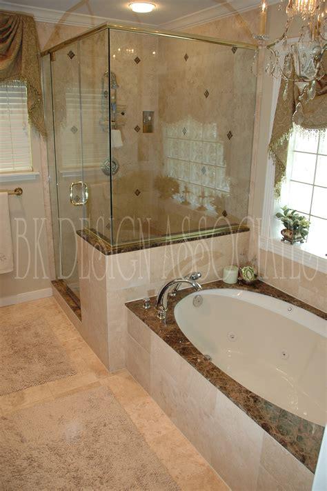 Master bathroom shower tub interior design ideas 187 bathroom design