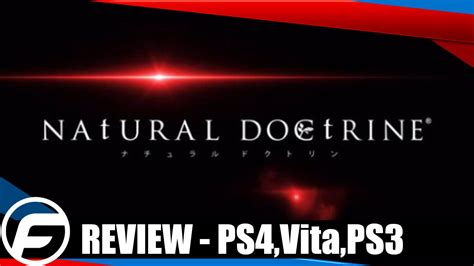 Ps3 Doctrine doctrine review ps3 ps4 vita