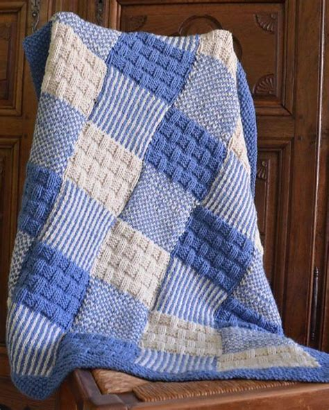 pattern for knitting a baby blanket free knitting pattern for patchwork baby blanket crochet