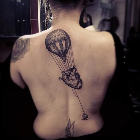 modest mouse tattoo 365 best air balloon tattoos images on
