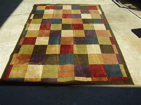 multi color area rugs multi colored area rug roselawnlutheran