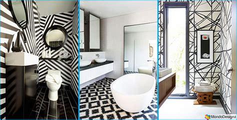 idee di arredo bagno bianco e nero 20 idee di arredo originali