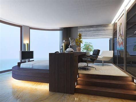 Bedroom Pop Up Tv Bedroom Raised Platform For Bed With Pop Up Tv