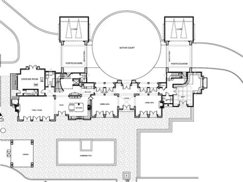 contemporary mansion floor plans contemporary house floor plans modern house plans