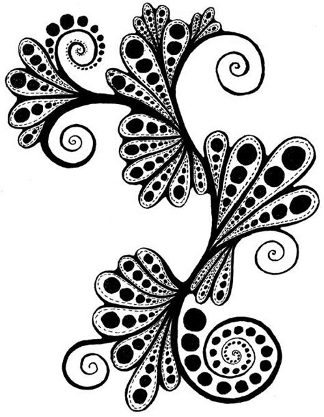 draw doodle decorate designs to draw cool patterns and to draw on