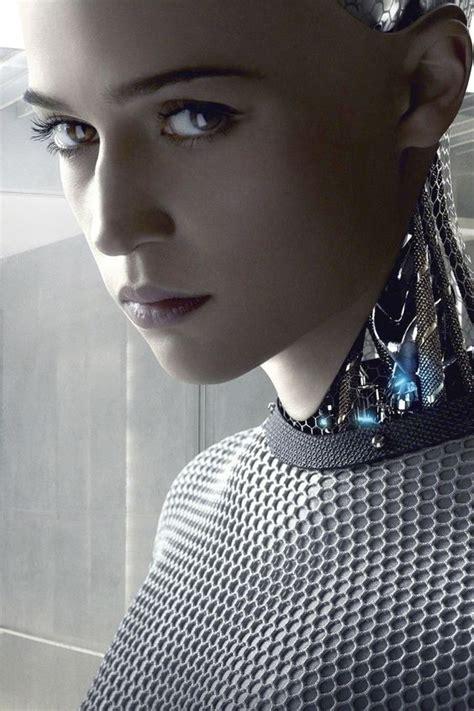 Alicia Vikander Robot Movie by Artificial Intelligence Artificial Intelligence Movie And
