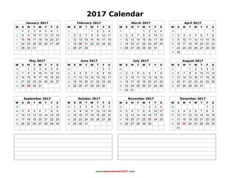 2017 calendar template indesign monthly calendar 2017