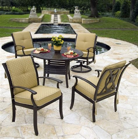 furniture cozy outdoor patio furniture design with target