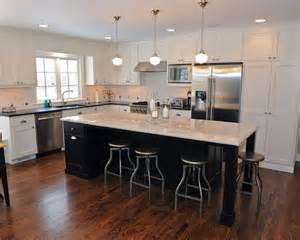 l shaped kitchen islands 1000 ideas about l shaped island on curved