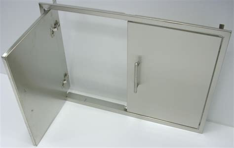 Stainless Steel Cabinet Doors For Outdoor Kitchen