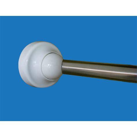 rotating curtain rod elegant home fashions curved rod reviews wayfair