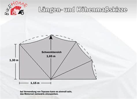 Motorradgarage Faltgarage by Fragen Bikehome Motorradgarage