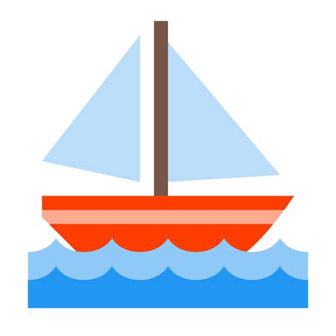 boat icon text dinghy icons download for free in png and svg