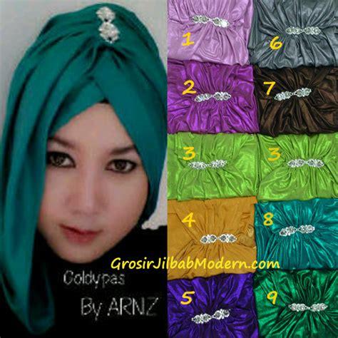 jilbab turban pashmina goldypas by arniz