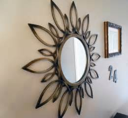 Small Decorative Wall Mirrors Small Decorative Wall Mirrors Wood Frame Small