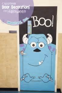 monsters inc door decorations cool classroom door decorations for