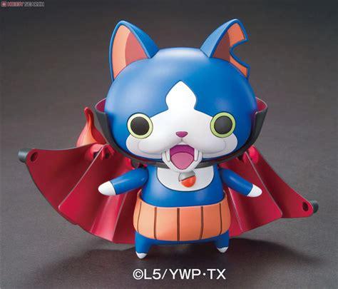 Boneka Yokai Wacth Original aliexpress buy yo original jibanyan gabunyan assembly figure yokai youkai