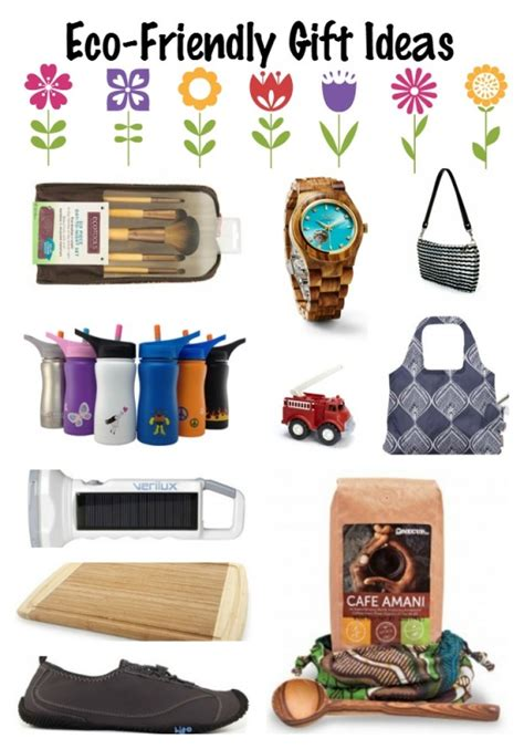 ecofriendly gift guide gift ideas for earth lovers