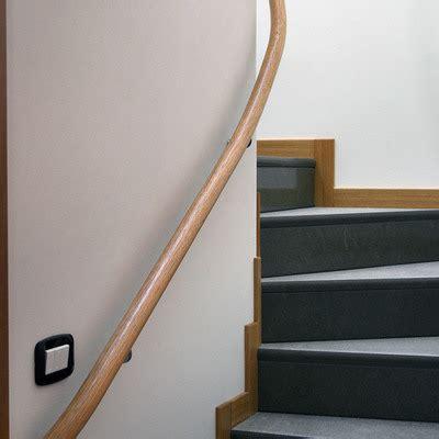 corrimano scala interna corrimano in legno per scala interna