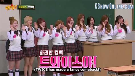 blackpink knowing brother desss on twitter quot eng sub 170519 knowing brother ep 76