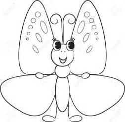 cartoon drawing butterfly how to draw cartoons butterfly