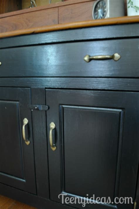 attractive Pulls For Kitchen Cabinets #1: black-cabinet-after-9-edited.jpg