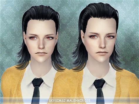 loki female hairstyle skysims hair 035