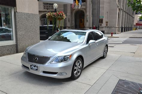 lexus gold 2007 lexus ls 460 l stock gc1167a for sale near chicago