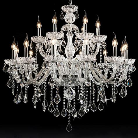 luxury chandelier large chandelier 18 arms luxury light