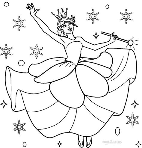 fairy ballerina coloring pages printable nutcracker coloring pages for kids cool2bkids