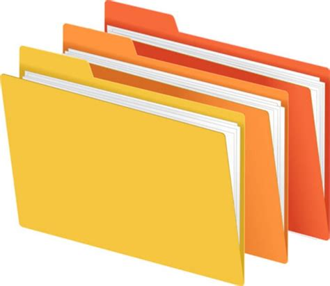 Ideas For Offices by File Folders
