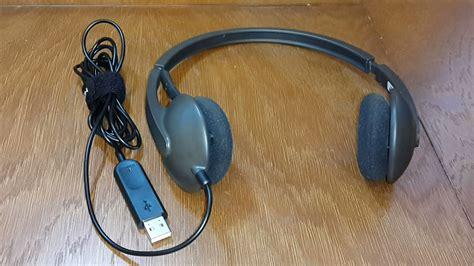 Murah Logitech Usb Headset H340 logitech headset h340 обзор опыт эксплуатации отзыв