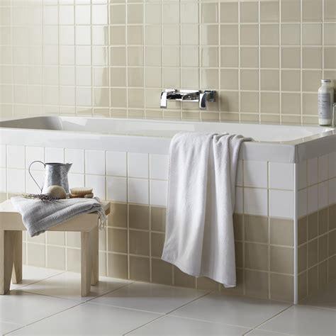 utopia barley gloss plain ceramic wall tile sample