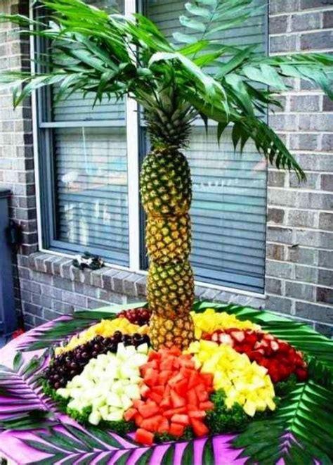 pineapple centerpieces ideas pineapple centerpiece