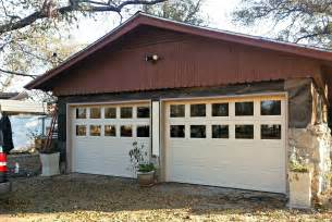 garage door glass inserts residential garage door cowtown garage door blog