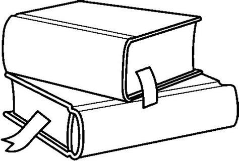 dibujo de unos libros para colorear dibujos net dibujos de libros y libretas para colorear