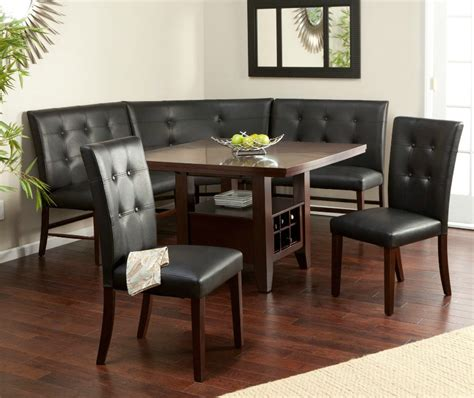 21 space saving corner breakfast nook furniture sets booths
