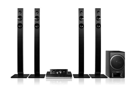 panasonic 5 1 channel 3d home theatre system