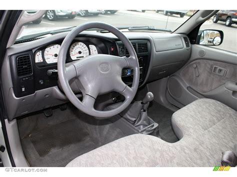 2004 Toyota Interior Image Gallery 2004 Tacoma Interior