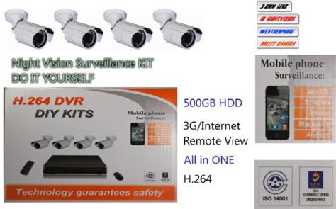 do it yourself home surveillance yourself home