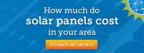 how much does solar energy cost solar energy seia